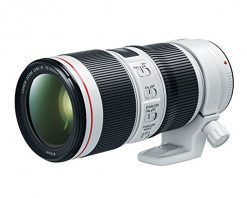 Canon EF 70-200mm f/4-32 II USM Lens for Canon Digital SLR Cameras
