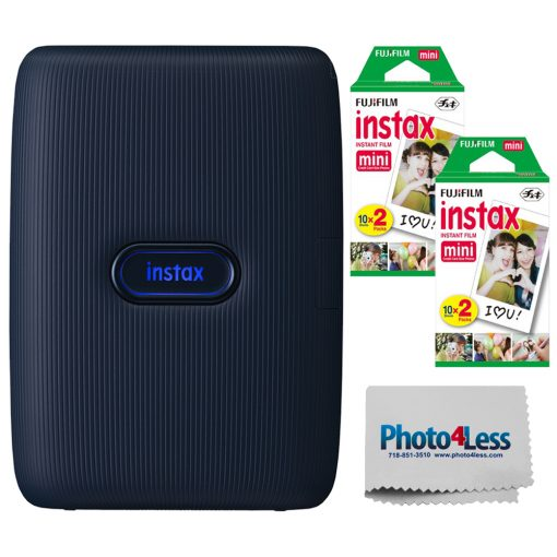 Fujifilm Instax Mini Link Smartphone Printer (Dark Denim) – 16640759