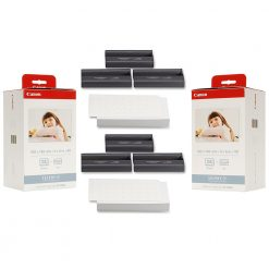 Canon KP-108IN Ink Paper Set (2) Pack - 216 Prints
