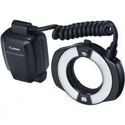 Canon MR-14EX II Macro Ring Lite (Black)