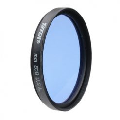 Tiffen 67mm 80B Glass Filter
