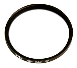 Tiffen 49mm Clear Lens Filter