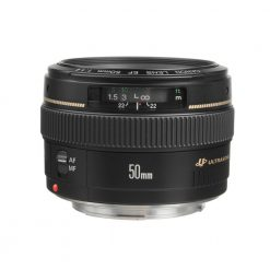 Canon Normal EF 50mm f/1.4 USM Autofocus Lens