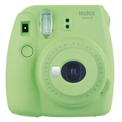Fujifilm Instax Mini 9 Instant Camera - Lime Green (16550655)