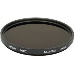 Hoya 62mm Neutral Density ND-400 X, 9 Stop Multi-Coated Glass Filter