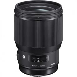 Sigma 85mm f/1.4 DG HSM Art Lens for Canon EF(321954)