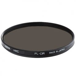 Hoya 82mm Circular Polarizer Multi Coated Glass Filter