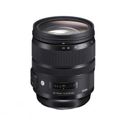 Sigma 24-70mm f/2.8 DG OS HSM Art Lens for Nikon F (576955)