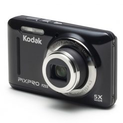 Kodak PIXPRO Friendly Zoom FZ53 16 MP Digital Camera with 5X Optical Zoom and 2.7 LCD Screen (Black)