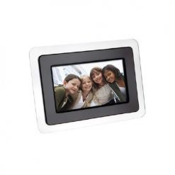 Sunpak SDPF-070AB-0PM 7 Digital Photo Frame - Black