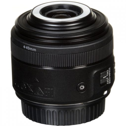 Canon EF-S 35mm f/2.8 Macro IS STM
