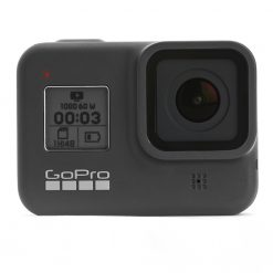 GoPro HERO8 Black Action Camcorder Bundle + GoPro Dual Battery Charger + 2 Batteries + Sandisk Extreme 32GB MicroSDHC Memory Card + Top Value Accessories!