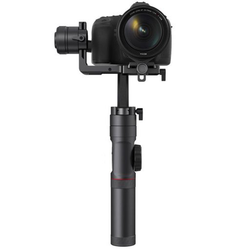 Zhiyun Crane-2 3-Axis Stabilizer (2017 newest ver) with Follow Focus for Select Canon DSLRs, OLED Display, Maximum Payload: 7 lb ,