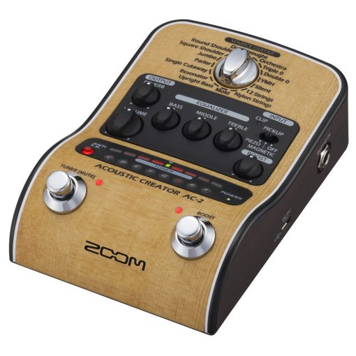 Zoom AC-2 Acoustic Creator Pedal