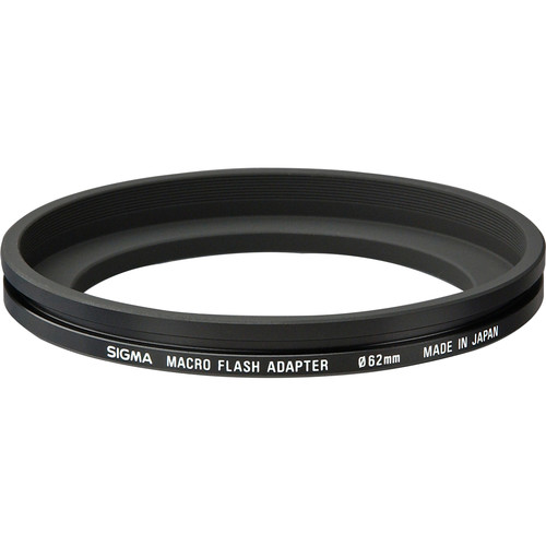 Sigma 62mm Adaptor Ring for EM-140 DG Macro Ringlight Flash