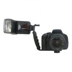 Vivitar Flash/Video Bracket for SLR Cameras & Camcorders