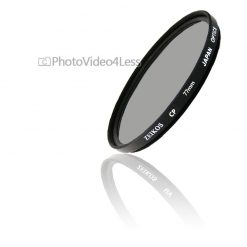 Zeikos ZE-CPL77 77mm Multi-Coated Circular Polarizer Filter