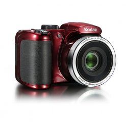 Kodak PIXPRO AZ252 Digital Camera (Red)