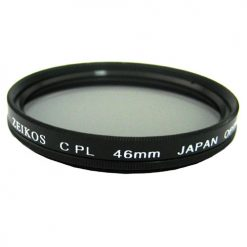Zeikos ZE-CPL46 46mm Multi-Coated Circular Polarizer Filter