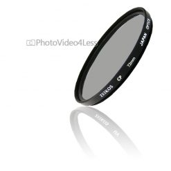 Zeikos ZE-CPL72 72mm Multi-Coated Circular Polarizer Filter