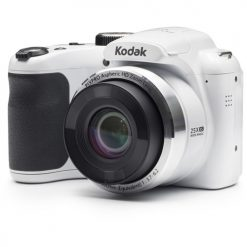Kodak PIXPRO AZ252 Digital Camera (White)