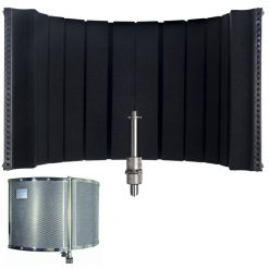 CAD Audio Acousti-shield 22 - Stand Mounted Folding Acoustic Enclosure