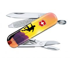 """Victorinox Swiss Army Classic SD Pocket Knife Sports of the World - Limited Edition 2020 """"Climb High"""""""