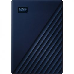 WD 4TB My Passport for Mac USB 3.0 External Hard Drive (Midnight Blue)
