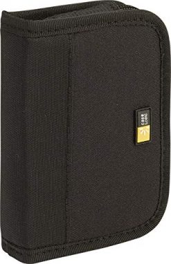 Case Logic JDS-6 USB Drive Shuttle 6-Capacity-Black