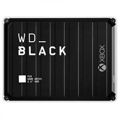 WD 3TB WD_BLACK P10 Game Drive for Xbox One