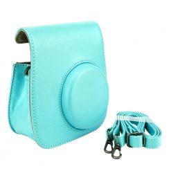 Caiul Groovy Case For Fuji Instax Mini Camera Ice Blue