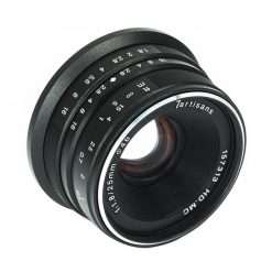 7artisans Photoelectric 25mm f/1.8 Lens for Micro Four Thirds (Black)