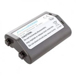 Power2000 EN-EL18 Replacement Lithium-Ion Rechargeable Battery 10.8v 2800mAh for Select Nikon Digital Cameras