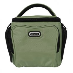 Bower SCB3900 Dazzle Series Small Green Camera/Video Bag