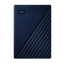 WD 2TB My Passport for Mac USB 3.0 External Hard Drive (Midnight Blue)