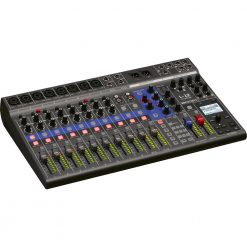 Zoom LiveTrak L-12, Digital Mixer, Multitrack Recorder