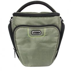 Bower SCB4500 Dazzle Series Large Green Camera/Video Bag