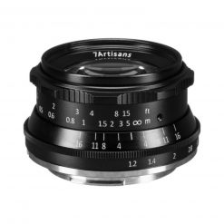 7artisans Photoelectric 35mm f/1.2 Lens for Canon EF-M (Black)