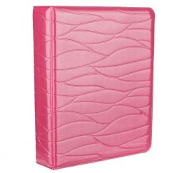 Xit Photo Album for Fuji Instax Prints Holds 64 Photos Flamingo Pink XTFA64PK