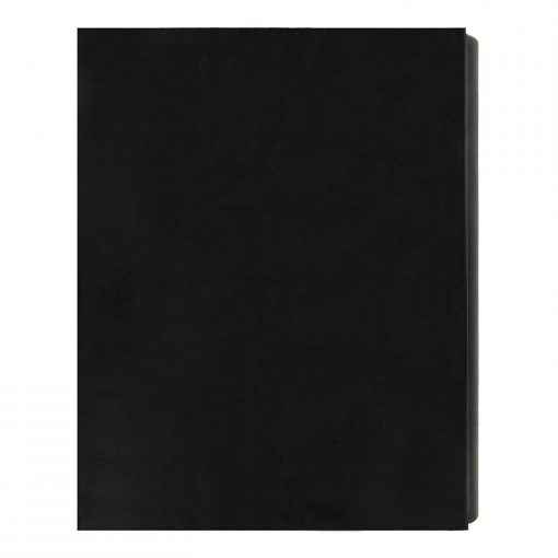 Pioneer Photo Albums 5PS300 300-Pocket Sewn Leatherette Frame Cover Photo Album, Black