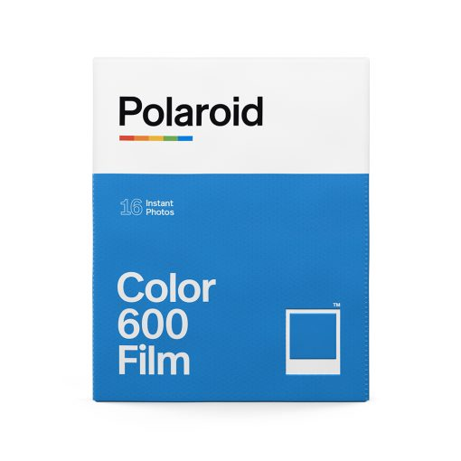 Polaroid Color Film for 600 Double pack (16 Sheets)