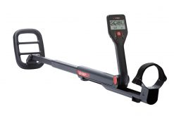 "Minelab GO-FIND 22 Compact & Ultra Lightweight Metal Detector with 8"" Waterproof Detector Coil"