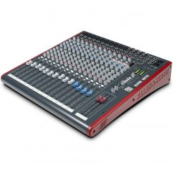 Allen & Heath ZED-18 Compact 18-Channel Analog Mixer with USB Connection