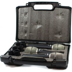 CAD Audio D38 Supercardioid Dynamic Handheld Microphone (3 Pack)