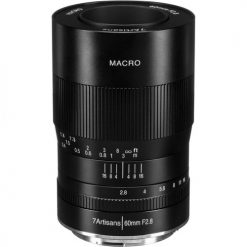 7artisans Photoelectric 60mm f/2.8 Macro Lens for Micro Four Thirds