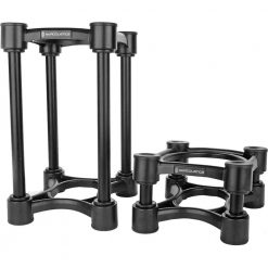 IsoAcoustics ISO-130 Small Speaker Monitor Acoustic Isolation Stands (Pair)