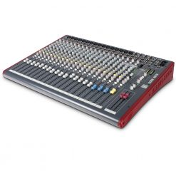 Allen & Heath ZED-22FX 22-Channel Analog Mixer with USB and Built-In Effects