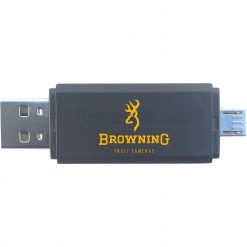 Browning Trail Camera SD Card Reader for Older Android Devices