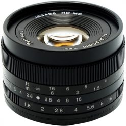 7artisans Photoelectric 50mm f/1.8 Lens for Fujifilm X