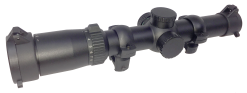 Ravin Crossbow R163 1-8x24 Zoom Tactical Scope with 10 Illumination levels